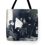 Photography Studio, C1890 Tote Bag