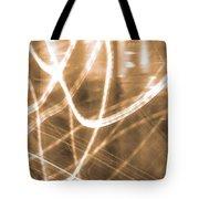 Photon Flow Tote Bag