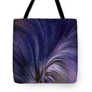 Photonic Cascade At The Sea Of Solitude Tote Bag