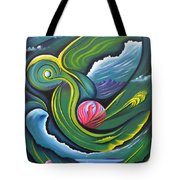 Photosynthesis Makes Me Green With Envy Tote Bag