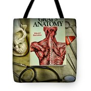 Physician - Tools Of The Trade Tote Bag