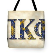 Pi Kappa Phi - Parchment Tote Bag