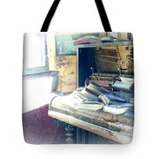 Piano 4 Tote Bag by Roger Snyder