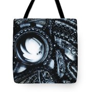 Piano Tote Bag by James Christopher Hill