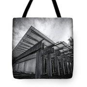 Piano Pavilion II Tote Bag