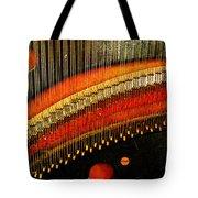Piano Strings Tote Bag