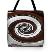 Piano Swirl Tote Bag by Garry Gay