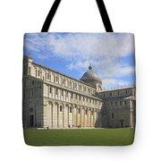 Piazza Del Duomo Pisa Italy  Tote Bag