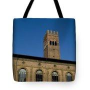 Piazza Maggiore Bologna Tote Bag
