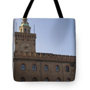 Piazza Maggiore Piazza Del Nettuno Tote Bag