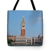 Piazza San Marco  Tote Bag