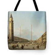 Piazza San Marco Looking South And West Tote Bag