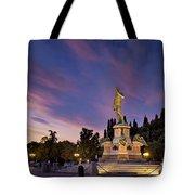 Piazzala Michelangelo Tote Bag