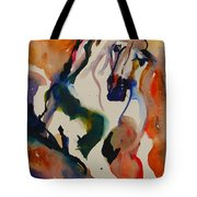 Picasso Tote Bag by Nancy Gebhardt