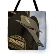 Picasso With Sox Hat  Tote Bag