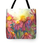 Pick Me Pick Me Tote Bag by Sherry Harradence