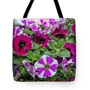 Pick Purple Tote Bag