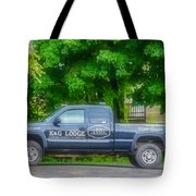 Pick Up Truck 2 Tote Bag