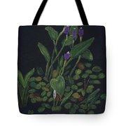Pickerel Weed Tote Bag