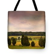 Pickets Charge - Gettysburg - Pennsylvania Tote Bag
