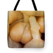 Pickled White Garlic - 1 Tote Bag