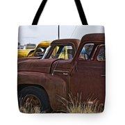Pickup Cabs 2 Tote Bag