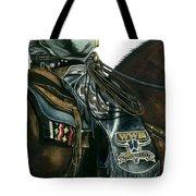 Pickup Man Tote Bag
