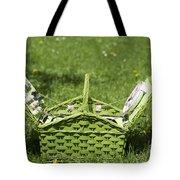 Picnic Basket Tote Bag