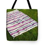 Picnic Blanket Tote Bag