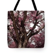 Picnic Rose  Tote Bag
