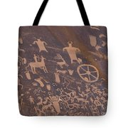 Pictographs 1 Tote Bag