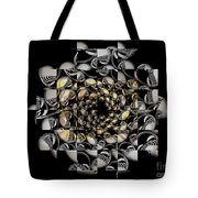 Pictorial Confusion And Diffusion Tote Bag by Elizabeth McTaggart