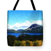 Picture Perfect In Painterly Style Tote Bag
