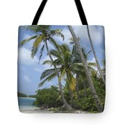 Picture Perfect Paradise Tote Bag