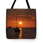 Picture Perfect Sunset Tote Bag