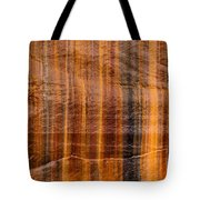 Pictured Rocks Vibrant Layers Tote Bag