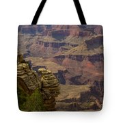Picturesque View Of The Grand Canyon Tote Bag