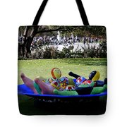 Piece Of Art Near The Musee Du Louvre In Paris France  Tote Bag