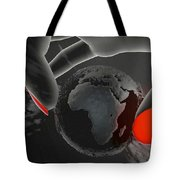 Piece Of Earth Tote Bag