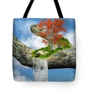Piece Of Nature Tote Bag
