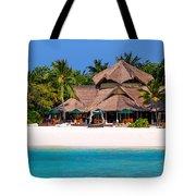 Piece Of Paradise. Maldives Tote Bag