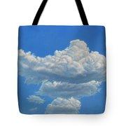 Piece Of Sky 3 Tote Bag