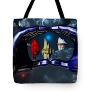 Piece Of Space Tote Bag