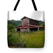 Piece Of The Past Tote Bag