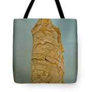 Pieced Sculpture From Perge In Antalya Archeological Museum-turkey Tote Bag