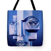 Pieces Of A Man Tote Bag