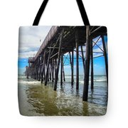 Pier Out Tote Bag