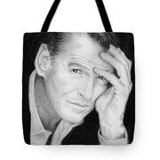 Pierce Brosnan Tote Bag
