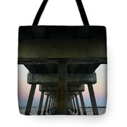 Pierhenge Tote Bag by Laura Fasulo