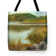 Piermont Shoreline Tote Bag